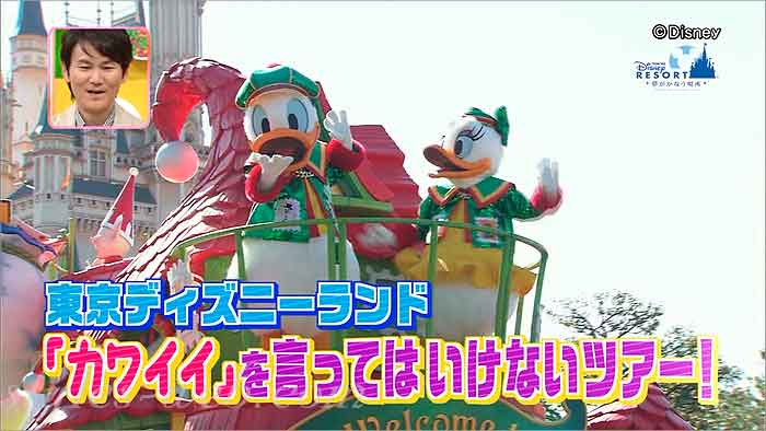 ヒルナンデス ディズニークリスマス 2014