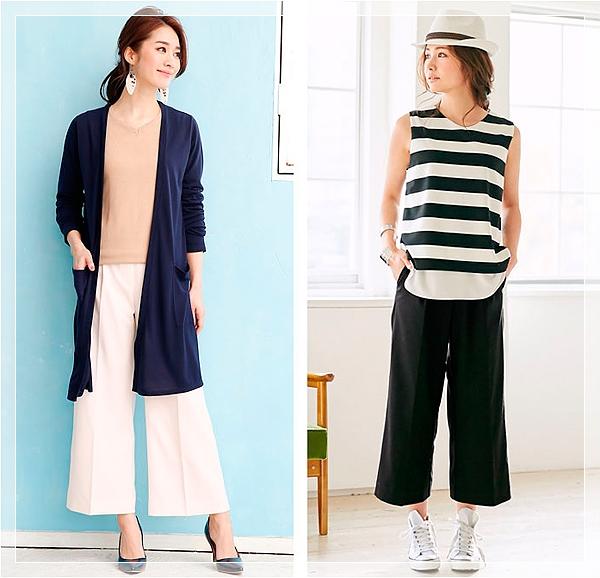 お手頃価格で都会的なファッションを楽しめるとあって、20代~40代の感度の高い女性を中心に人気があるのがピエロ(Pierrot)の特徴です。