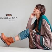 30代・40代に人気のレディースファッション通販。秋のコーディネート2016。【裾パッチワークワンピース「アソルト」】