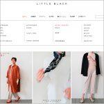 LITTLEBLACK(リトルブラックの口コミと評判。上品でナチュラル系の韓国大人カジュアルレディースファッション