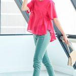 エレガントでキレイめの大人のカジュアルファッション通販、ur's(ユアーズ)の2017春夏トレンドコーディネートをチェック♪